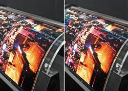 İlk OLED panellər çap olundu