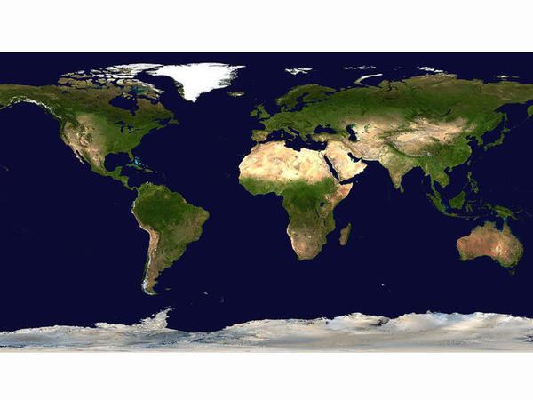 Dünyayla bağlı bilmədikləriniz - FOTO