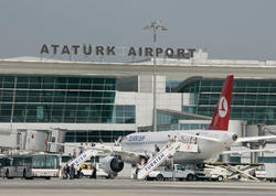 """Atatürk aeroportunda qəza: <span class=""""color_red"""">yaralılar var</span>"""