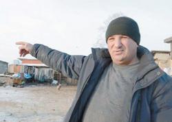 """Silahlılar Allahyar Məmmədovu yaralayır, evinə soxulur: """"Rus torpağında yaşayırsan, haqq ver!"""" - FOTO"""