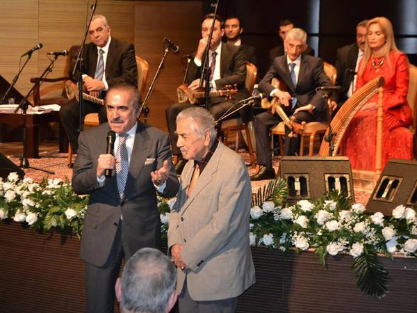 Əhməd Bakıxanovun 125 illik yubiley gecəsi keçirildi - FOTO