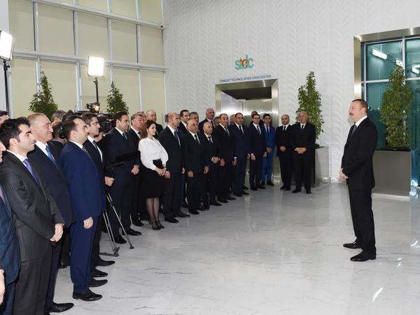 Prezident İlham Əliyev: Sumqayıt dünya miqyasında böyük müasir sənaye mərkəzinə çevrilir
