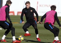 """""""Barselona""""nın futbolçusu zədələndi"""