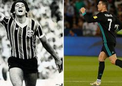 """""""Gremio""""nun baş məşqçisi: """"Futbolçu kimi Ronaldodan daha yaxşı idim"""""""