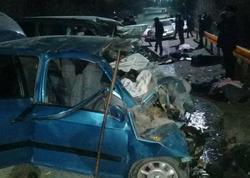 """""""Hyundai Getz"""" əks yola çıxdı: <span class=""""color_red"""">7 ölü, 3 yaralı</span>"""