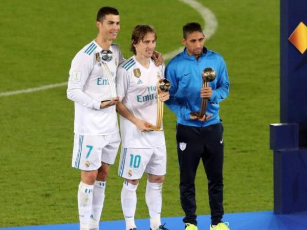 Klublararası dünya çempionatının ən yaxşı futbolçusu açıqlandı