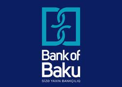 Bank of Baku müştərilərinə bayram günlərində də xidmət göstərəcək!