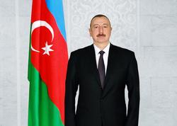 Azərbaycan prezidenti Küveyt əmiri və Nazirlər Kabinetinin sədrini təbrik edib