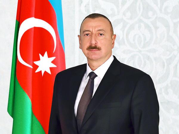 Prezident İlham Əliyev qazaxıstanlı həmkarını təbrik edib - YENİLƏNİB