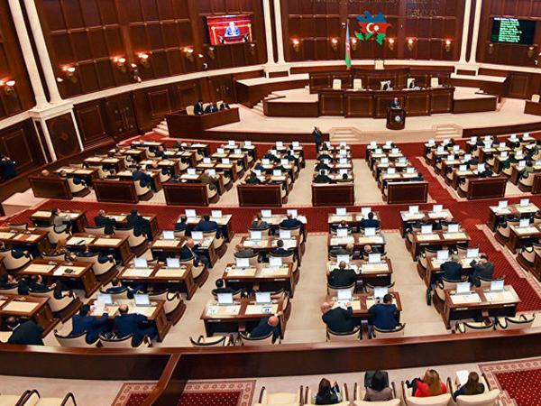 Bu gün Milli Məclisin iclası çağırılıb