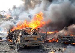 """Suriyada PARTLAYIŞ: <span class=""""color_red"""">15 ölü, çoxsaylı yaralı var</span>"""