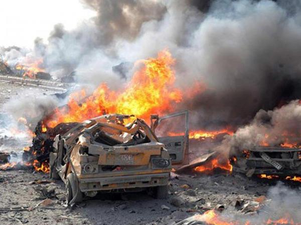 Suriyada terror aktı: 5 ölü, 7 yaralı