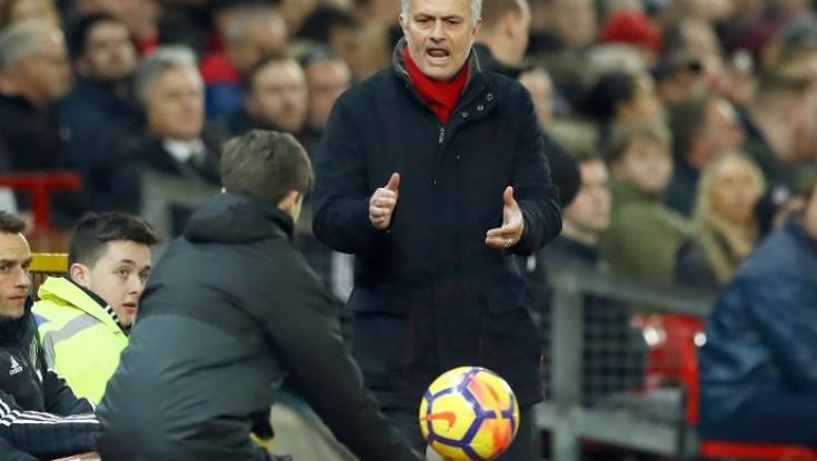 Mourinyo yenə onlardan narazıdır
