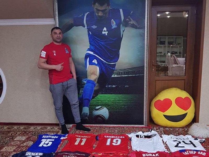 Mahir Şükürov azərbaycanlı futbolçulara söz atdı
