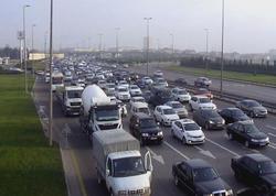 DİQQƏT: Paytaxtda bu yolda sıxlıqdır - FOTO