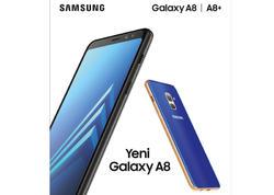 Samsung-dan yeni Galaxy A8 və A8+ smartfonları