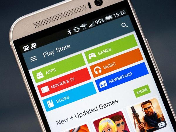 Google Play-dəki oğrular bilindi