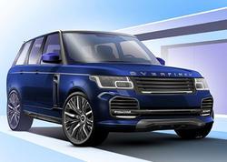 Overfinch möhtəşəm Range Rover hazırlayacaq - FOTO