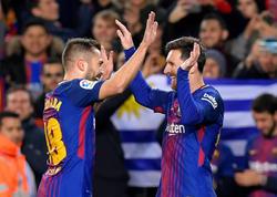 """""""Espanyol"""", """"Sevilya"""" və """"Barselona"""" növbəti mərhələdə"""