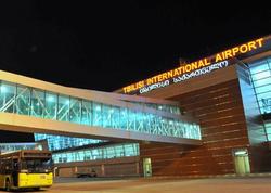 Tbilisi aeroportunun fəaliyyəti bərpa olunub