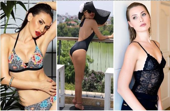 Türkiyənin 8 ən seksual qadınlarının ADLARI və FOTOLARI