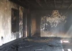 Bərdədə FACİƏ: 6 yaşlı qız diri-diri yandı, ana yaralandı - YENİLƏNİB - VİDEO - FOTO