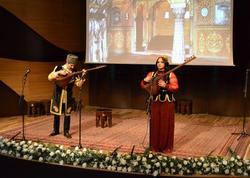 """Beynəlxalq Muğam Mərkəzi """"Aşıq musiqisi axşamları"""" adlı layihəsini təqdim etdi"""