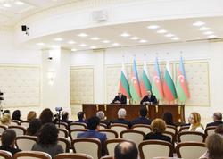 Prezident İlham Əliyev: SOCAR tezliklə Bolqarıstanda qazlaşma məsələlərini araşdıracaq