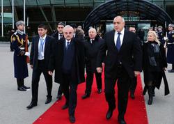 Bolqarıstan Baş nazirinin Azərbaycana rəsmi səfəri başa çatıb