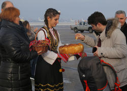 """""""Buta Airways"""" reysləri Azərbaycan-Bolqarıstan münasibətlərinin təməli olacaq - FOTO"""