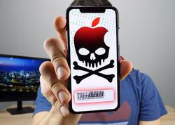 """iPhone istifadəçiləri üçün təhdid - <span class=""""color_red"""">Ciddi zərər dəyə bilər - VİDEO</span>"""
