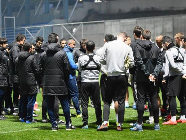 """""""Qarabağ""""ın Türkiyədəki ilk sınağı"""