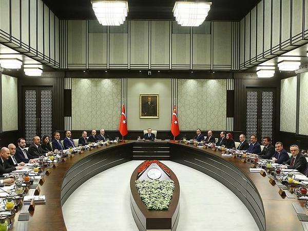 Türkiyə Milli Təhlükəsizlik Şurası hökumətə fövqəladə vəziyyət rejimini uzatmağı tövsiyə edib