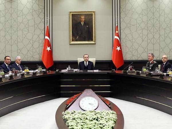 Təhlükəsizlik Şurası: Türkiyə sərhədlərində terrorçu ordunun yaradılmasına imkan verməyəcək