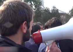 Sabah Ermənistanda üsyan başlayır - VİDEO