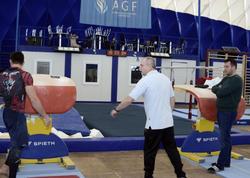 Bakıda kişi idman gimnastikası üzrə məşqçilik kursları başlandı - FOTO