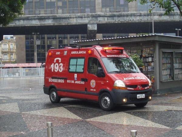 Braziliyada avtomobil piyadaların üzərinə sürülüb, çox sayda yaralı var