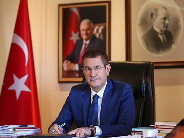 """Müdafiə naziri: """"Türkiyə Afrində hərbi əməliyyatlara başlayacaq"""""""