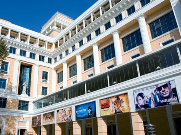 20 Yanvarla bağlı Nizami Kino Mərkəzində dəyişiklik edildi