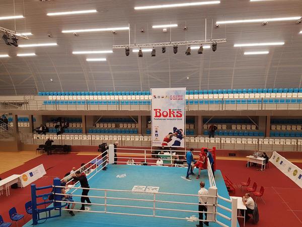 Gənc boksçular arasında Azərbaycan birinciliyinə yekun vuruldu - FOTO