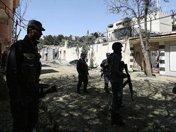 """Əfqanıstanda növbəti """"Taliban"""" hücumu: <span class=""""color_red"""">azı 7 polis öldürülüb</span>"""