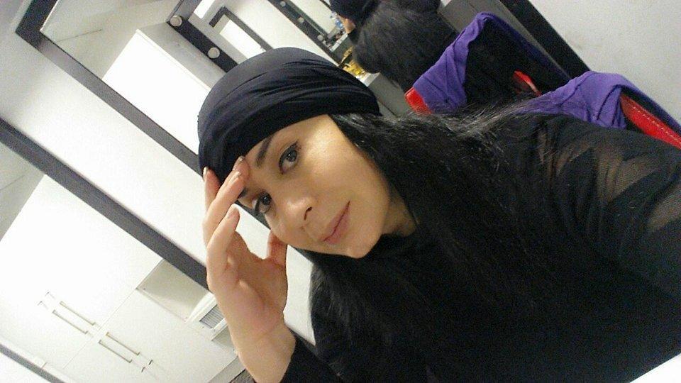 Azərbaycanlı aktrisa İranda