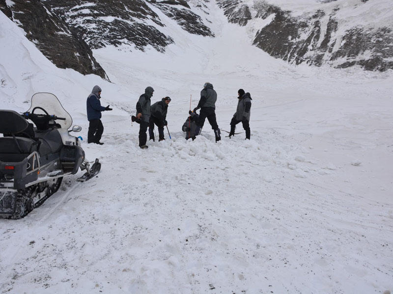 Alpinistlərin axtarışları nə vaxta qədər davam etdiriləcək? -