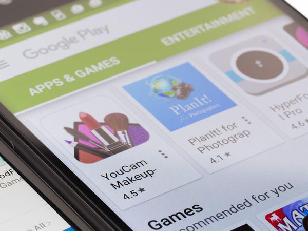 Google Play-də virus proqramları 8 milyon dəfə yüklənilib
