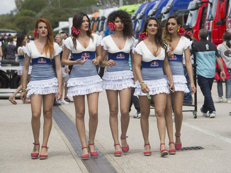"Formula-1 ""start qızları""ndan imtina etdi"