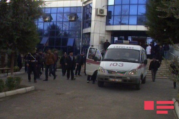 Ağdamda 49 yaşlı kişi yük maşınının altında qalaraq öldü - FOTO