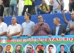 """Radikal müxalifət niyə """"boykot"""" dedi? - VİDEO"""