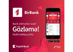 Gözləmə, Bir Bank tətbiqini yüklə!