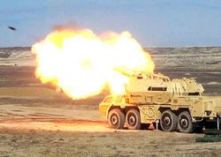 Azərbaycan ordusu raket və artilleriya zərbələri endirdi - VİDEO - FOTO