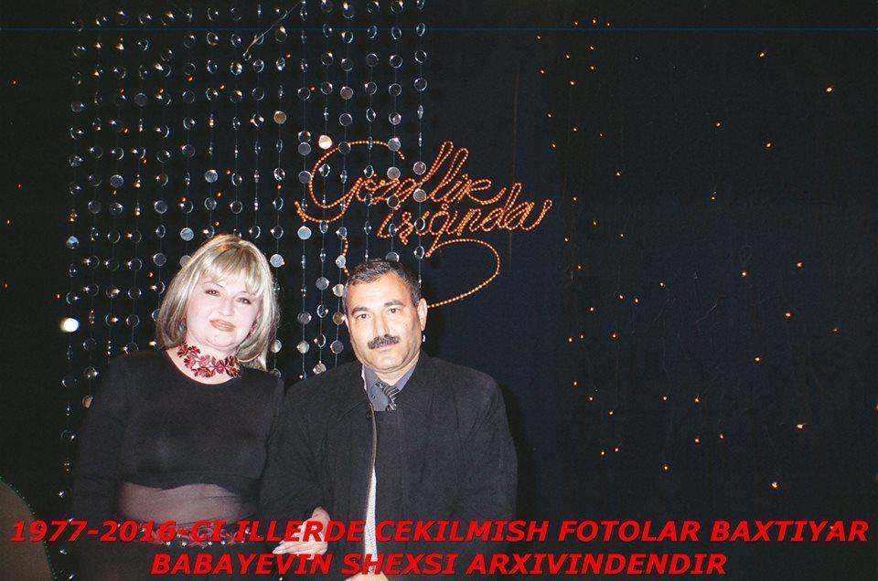 Azərbaycanlı qadın müğənninin illər öncə çəkilmiş elə FOTOLARI yayıldı ki...